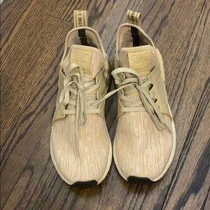 Adidas Beige/Nude NMDs